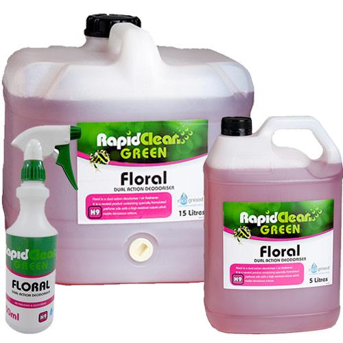 Deodoriser & Air Freshener - Floral